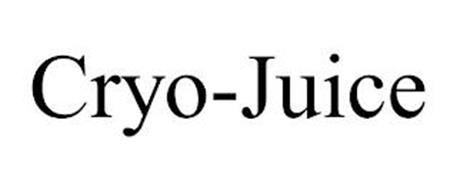 CRYO-JUICE