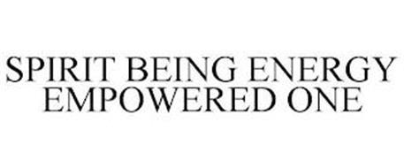 SPIRIT BEING ENERGY EMPOWERED ONE
