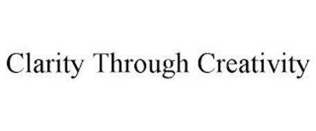 CLARITY THROUGH CREATIVITY