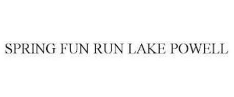 SPRING FUN RUN LAKE POWELL
