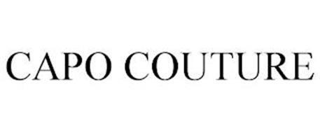 CAPO COUTURE
