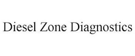 DIESEL ZONE DIAGNOSTICS