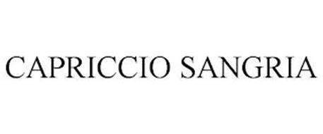 CAPRICCIO SANGRIA