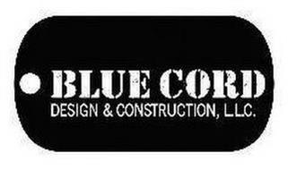 BLUE CORD DESIGN & CONSTRUCTION, L.L.C.