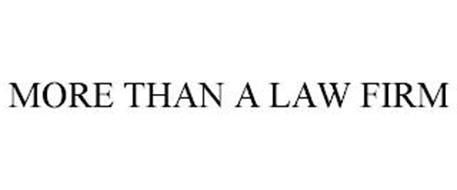 MORE THAN A LAW FIRM