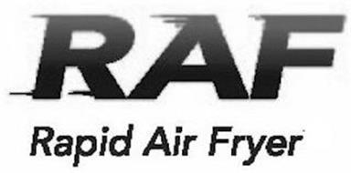 RAF RAPID AIR FRYER