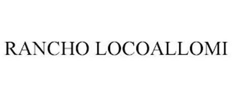RANCHO LOCOALLOMI