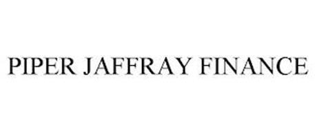PIPER JAFFRAY FINANCE