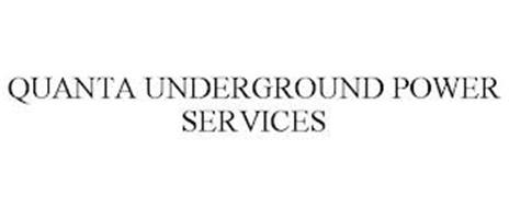 QUANTA UNDERGROUND POWER SERVICES