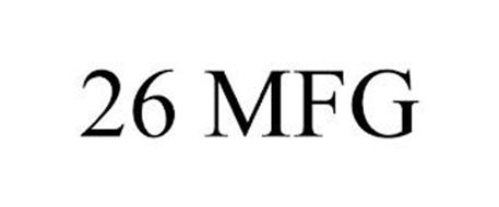 26 MFG