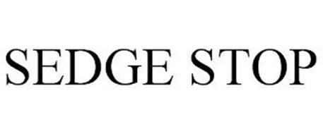 SEDGE STOP