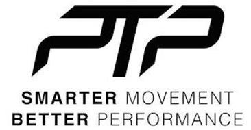 PTP SMARTER MOVEMENT BETTER PERFORMANCE