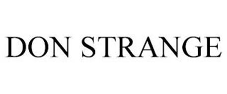 DON STRANGE