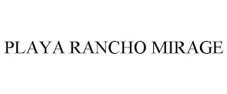 PLAYA RANCHO MIRAGE
