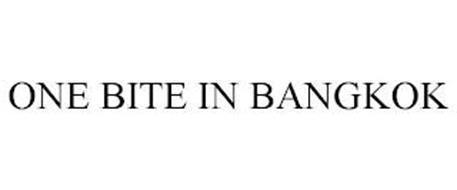 ONE BITE IN BANGKOK