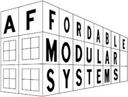 AFFORDABLE MODULAR SYSTEMS