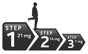 STEP 1 21 MG STEP 2 14 MG STEP 3 7 MG