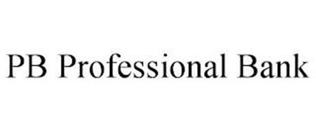PB PROFESSIONAL BANK
