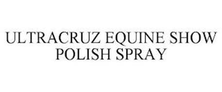 ULTRACRUZ EQUINE SHOW POLISH SPRAY