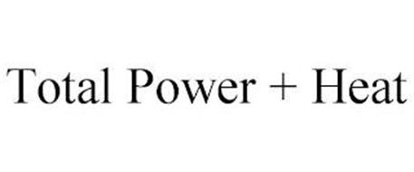 TOTAL POWER + HEAT