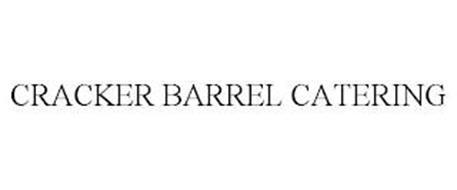 CRACKER BARREL CATERING