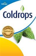 DDROPS COLDROPS SUGAR FREE NATURAL NO PRESERVATIVES