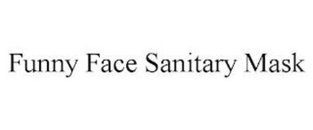 FUNNY FACE SANITARY MASK