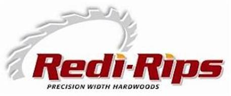 REDI-RIPS PRECISION WIDTH HARDWOODS