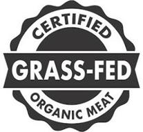 CERTIFIED GRASS-FED ORGANIC MEAT