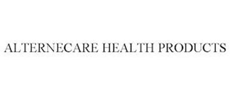 ALTERNECARE HEALTH PRODUCTS