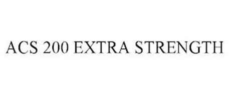 ACS 200 EXTRA STRENGTH