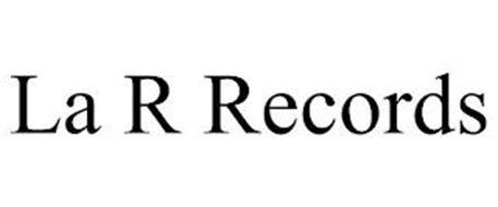 LA R RECORDS