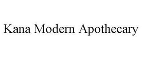 KANA MODERN APOTHECARY