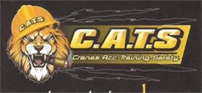 C.A.T.S C.A.T.S CRANES ACC TRAINING SAFETY