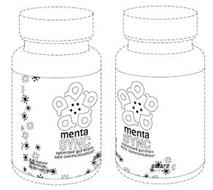 A A A A A MENTA SYNC OPTIMIZED GUT-BRAIN AXIS COMMUNICATION DIETARY SUPPLEMENT AMARE GLOBAL