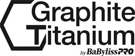 G GRAPHITE TITANIUM BY BABYLISSPRO