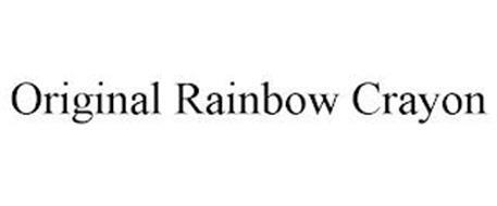 ORIGINAL RAINBOW CRAYON