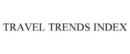 TRAVEL TRENDS INDEX