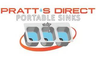 PRATT'S DIRECT PORTABLE SINKS