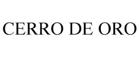 CERRO DE ORO