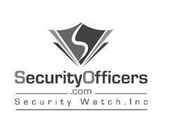 S SECURITYOFFICERS.COM SECURITY WATCH, INC