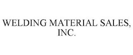 WELDING MATERIAL SALES, INC.