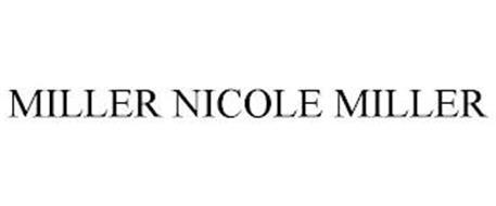 MILLER NICOLE MILLER