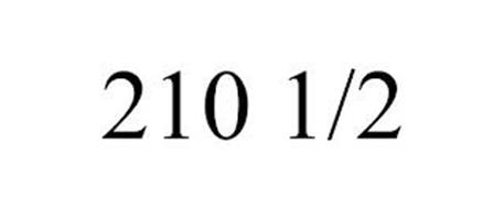 210 1/2