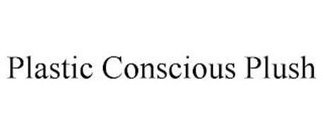 PLASTIC CONSCIOUS PLUSH