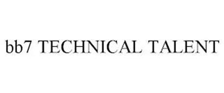 BB7 TECHNICAL TALENT