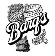 Barq's Frozen Root Beer & Ice Cream Floats in a Tube now ...  Barqs Root Beer Logo