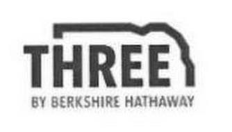 THREE BY BERKSHIRE HATHAWAY
