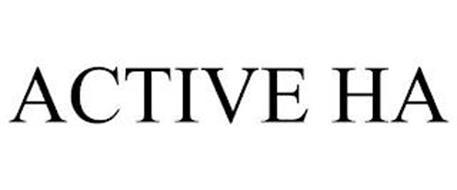 ACTIVE HA