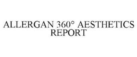 ALLERGAN 360° AESTHETICS REPORT